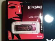 BRAND NEW 8GB Kingston DataTraveler Flash Drive