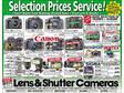 Lens & Shutter Cameras