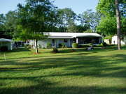 Golf course mobile home for sale in Ocala Florida