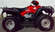 2006 HONDA TRX500FM FOREMAN 4x2x4 4WD QUAD ATV FOUR WHEELER