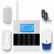 868mhz Touch Keypad GSM Intruder Alarm System FS-AM231