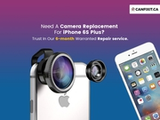 Quick iPhone 6S Plus Camera Replacement Service At Canfixit.ca
