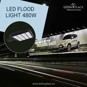 Buy Easily Installable & Cost Efficient 480w LED Flood Lights