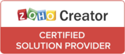 Zoho Creator Certified Solution Provider is Click Away