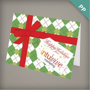 Personalized christmas greeting cards In Canada - Graffix Promotional