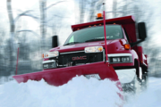 Residential snow plowing Ladner