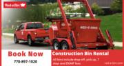 Victoria Waste Disposal | Bin Removal Victoria BC | Red E Bin