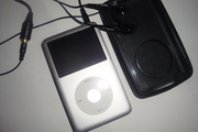 Silver Ipod Classic 160gb 6th Generation $220 o.b.o
