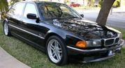 1998 BMW 750iL